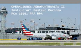 Operaciones Aeroportuarias