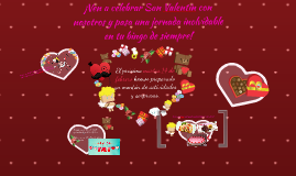 Bingo Villafontana, San Valentín