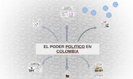 Copy of EL PODER POLITICO EN COLOMBIA