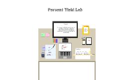 Gum Percent Yield Lab Report