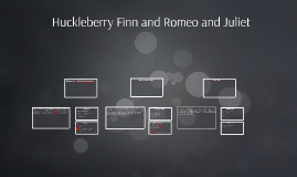 Huckleberry Finn and Romeo and Juliet