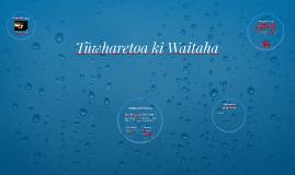 Tūwharetoa ki Waitaha