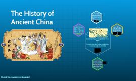 2. History of China