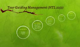 Tour Guiding Management (HTL 2153)