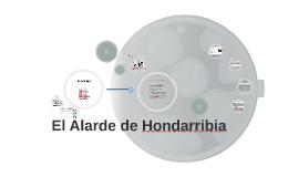 El Alarde de Hondarribia- El Correo