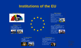 The Institutions of the EU