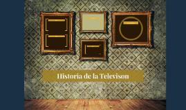 Historia de la Televison