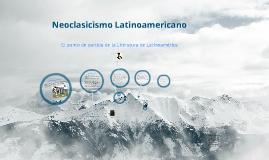 """by Gonzalo Moya Silva: """"Neoclasicismo Latinoamericano"""""""