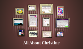 All About Christine