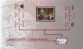 O quadro político na Idade Moderna