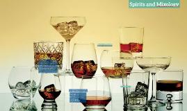 Spirits and mixology