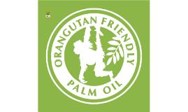 El problema del aceite de palma