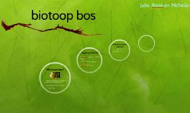 biotoop bos