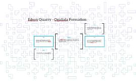 Edson Quarry - Ogallala Formation