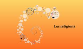 Les Religions (sec2-4)