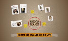 Teatro de los Siglos de Oro