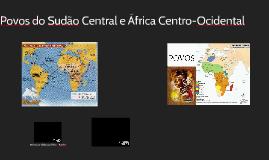 África: Hauçás, Iorubás e Congoleses