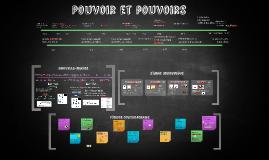 Copy of Pouvoir et pouvoirs