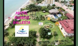 HOTEL PUERTO BALLESTA