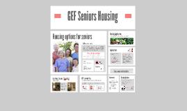 GEF Seniors Housing