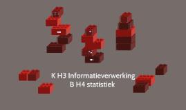 4k H3 Informatieverwerking
