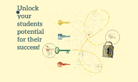 Unlock your students potential for their success!