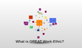 WRC-What is GREAT Work Ethic?