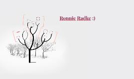 Ronnie Radke :)