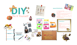 Copy of DIY (Do It Yourself)