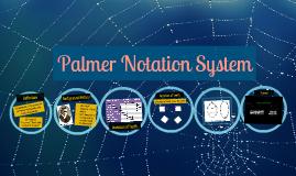 Palmer Notation System