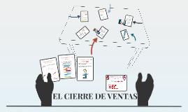 EL CIERRE DE VENTAS