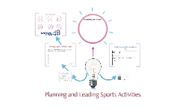 Copy of Planning and Leading Sports Activities