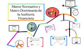 Copia de Marco Normativo y Doctrinario la Auditoría Financiera