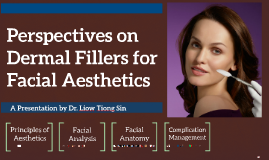 Copy of Perspectives on Dermal Fillers for Facial Aesthetics