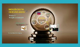 INOVACION EDUCATIVA CON RECURSOS ABIERTOS
