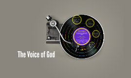 What God Hears