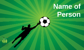 Goal prezi template