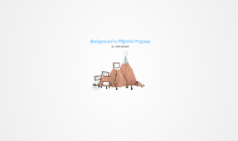 Background to Pilgrim's Progress