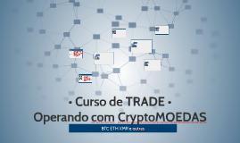 Operando com CryptoMOEDAS