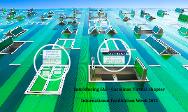 IAF - Carolinas Virtual chapter session