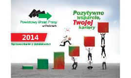 Sprawozdanie 2014 -NOWE WARPNO