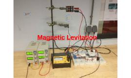 Magnetische levitatie