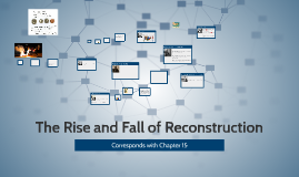 The Rise and Fall of Reconstruction
