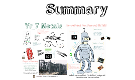 Metal Animals Yr 7