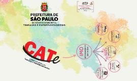 Apresentação CATe 18/08/2015