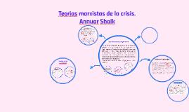 Teorias marxistas de la crisis.
