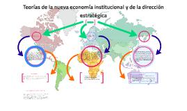 Copy of Teorías de la nueva economía institucional y de la dirección