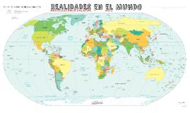REALIDADES DEL MUNDO