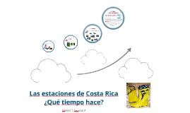 El clima y la geografía de Costa Rica