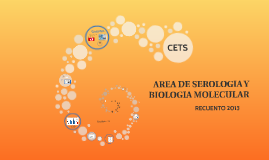 Copy of AREA DE SEROLOGIA Y BIOLOGIA MOLECULAR